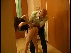 grandpa and the maid