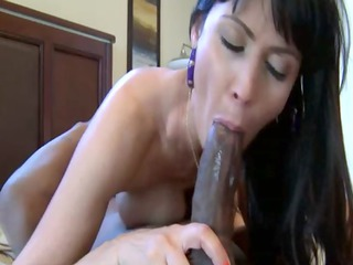 mother i housewife mommy spoils his darksome cock