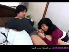 japanese taboo sex with my mama - anna hoshi