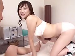 japanese sexy mamma has a great desire to fuck