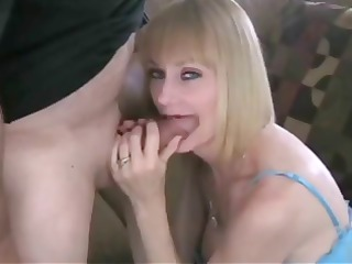 breasty golden-haired melanie t live without it