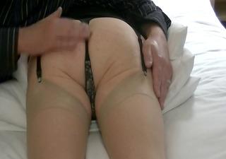 kk - spanked booty