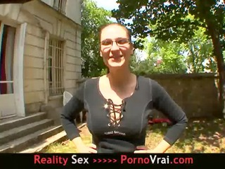 french amateur my wife drilled by a stranger!