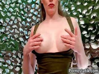 hawt breasty angel with holly is rubbing