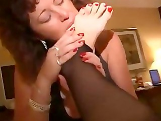 great foot worship porn video