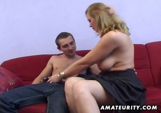busty non-professional mother i anal hardcore