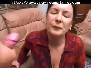 granny hairy anal mature