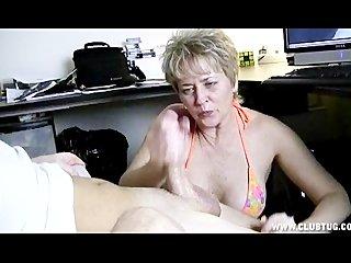 mommys handjobs