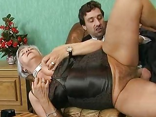 mature german women drilled