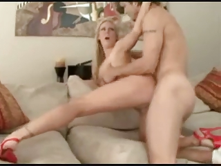 milf gives permission to creampie