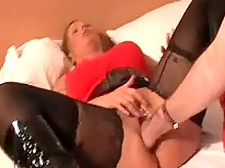 blond d like to fuck brutally fisted by a