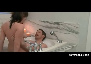 love and romance in the bath