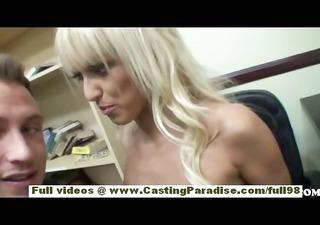 breanne benson pretty blond girlfriend with