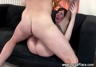 aged bitch loves sucking and fucking