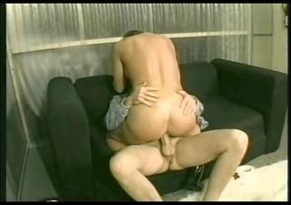 a bit of anal fun for mature nurse cheryl