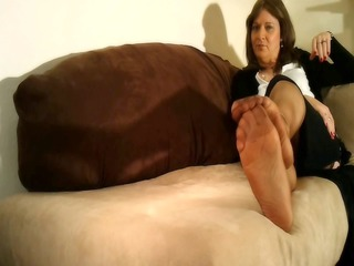 legs feet and tanned stockings 4