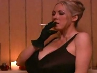 cigarette fetish 10 older ladies