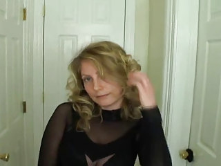 milf wishes to cum in your own face. joi and cei