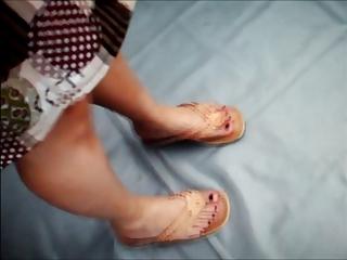 feet older