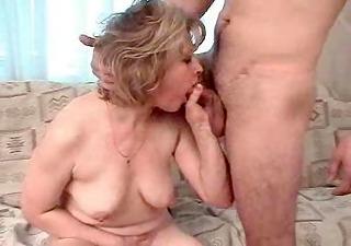 older lady acquires fucked