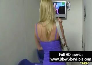 gloryhole - horny hot breasty babes love