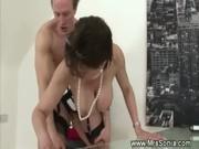 cuckold watches wife ride jock