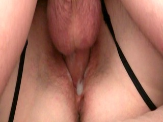 jenny amateur creampie underware sex