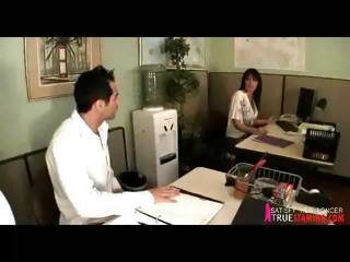 mother i eva karera office sex