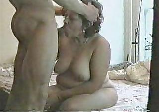 my naive aunt dont assent my cum!