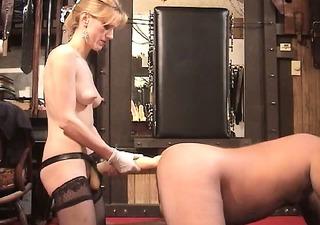mature dilettante domintrix extraordinary anal