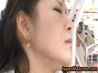 ayane asakura oriental milf has public sex part9