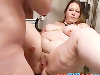 home filming very anal bulky wife