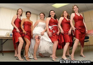 real hot non-professional brides!