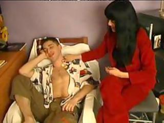mother caught her lad masturbating mature mature
