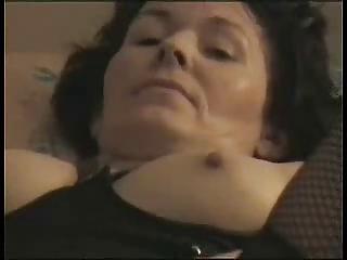 non-professional older masturbates to