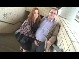 mature boy and youthful cutie having pleasure in