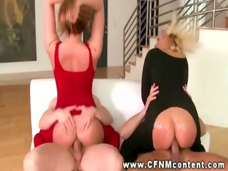 horny young cfnm housewives buttfucked