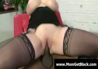 large tit sexy milfs enjoy darksome cockhard and