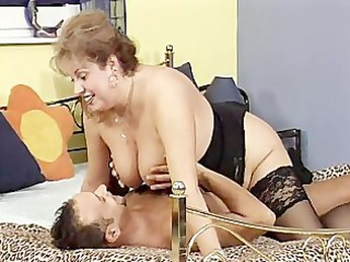 dirty fat woman acquires her moist cunt fucked