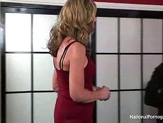 hot tall breasty mature cougar liz
