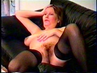 preggo german wife rides a weenie