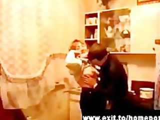 6 drunk russian moms screwed at party