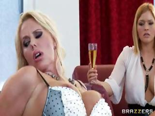 breasty blond mother i karen fisher in sexy