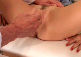 bizarre pussy stretching