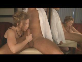 mommy teaches you how to engulf knob