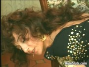 horny aged hooker gets that wet hairy