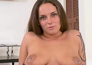 fascinating d like to fuck gives wet blowjob