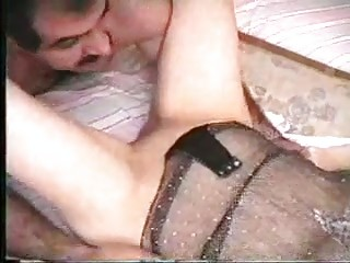 very classy milf playgirl gets group-fucked in