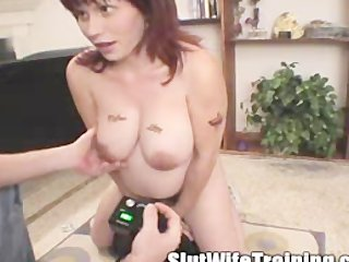 training a preggy wife to be a slut mama