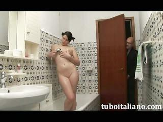 si tromba la figlia italian non-professional